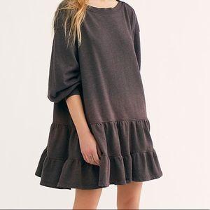 We the free sunny side mini dress xs